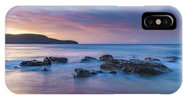 Luminescent Sunrise Seascape IPhone Case