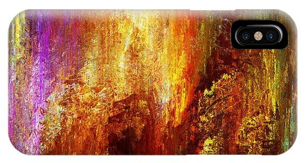 Luminous - Abstract Art IPhone Case