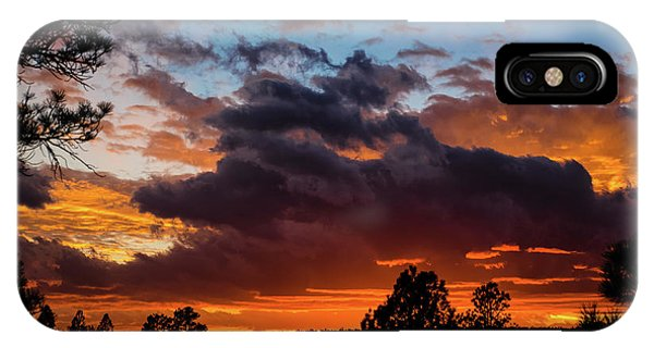 IPhone Case featuring the photograph Luminous Dessert by Jason Coward