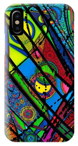 Luminus Aka Light  IPhone Case