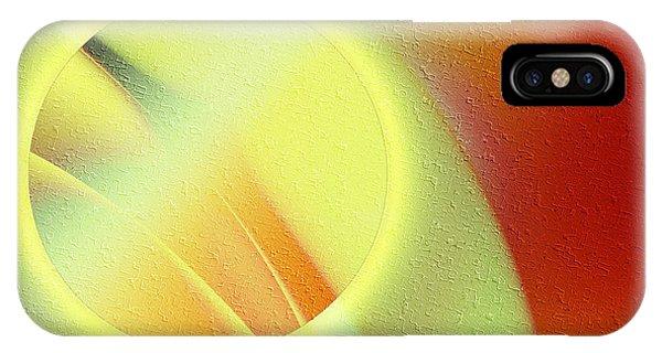 Luna Creciente IPhone Case
