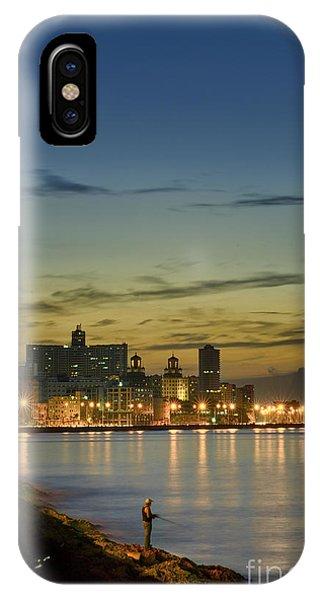 Luna Habanera IPhone Case