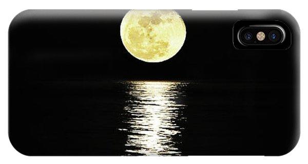 Lunar Lane IPhone Case
