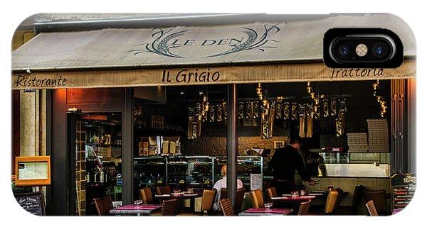 Lunch In Paris IPhone Case