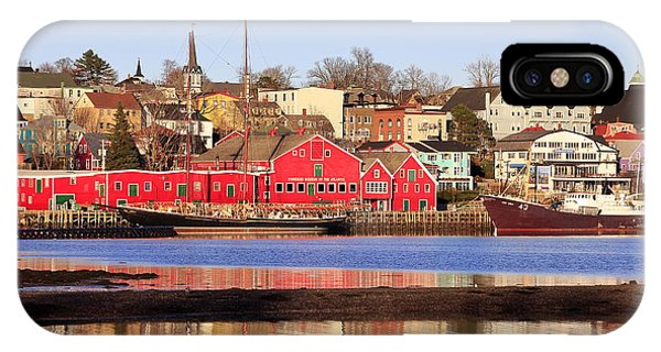 Lunenburg, Nova Scotia IPhone Case
