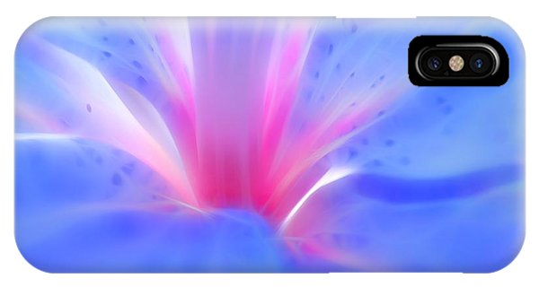 Alive iPhone Case - Luscious Lily by Krissy Katsimbras