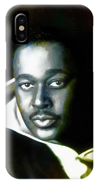Luther Vandross - Singer  IPhone Case