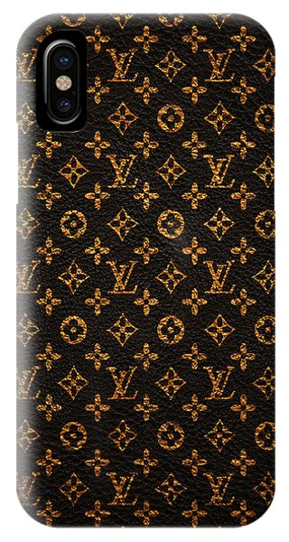 Lv Pattern IPhone Case