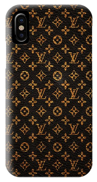 Doctor iPhone Case - Lv Pattern by Janis Marika