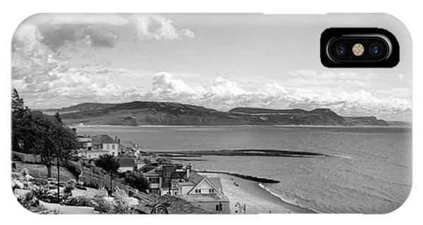 Amazing iPhone Case - Lyme Regis And Lyme Bay, Dorset by John Edwards