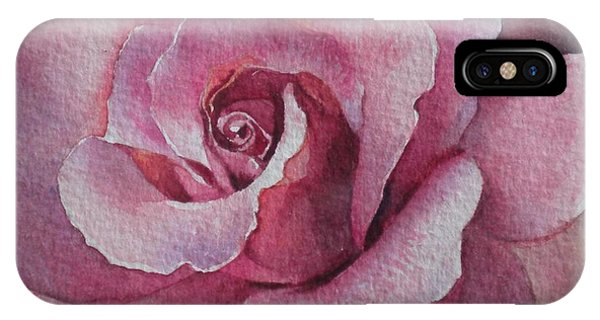 Lyndys Rose IPhone Case