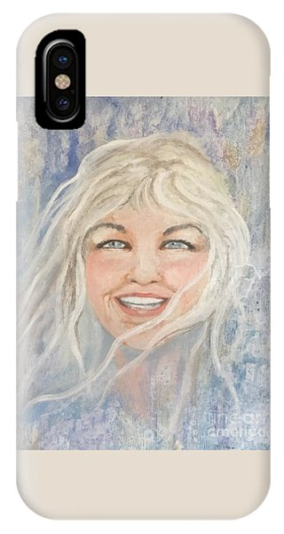 Lynnportrait Of A Young Woman  IPhone Case