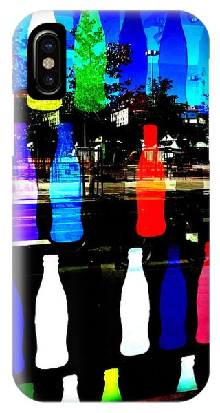 Lyon Coke Wall Funk  IPhone Case