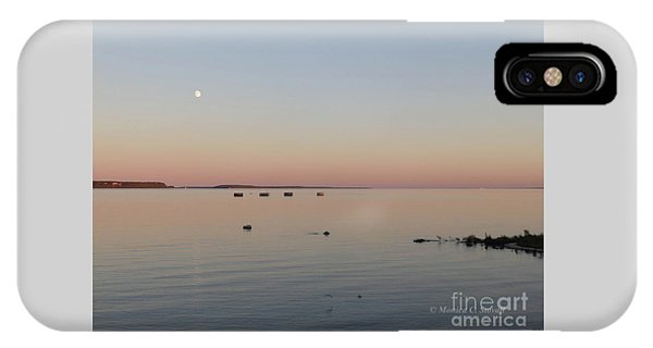 M Landscapes Collection No. L2224 IPhone Case