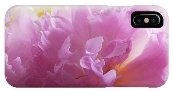M Shades Of Pink Flowers Collection No. P72 IPhone Case