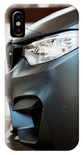 M4 Gts Profile IPhone Case
