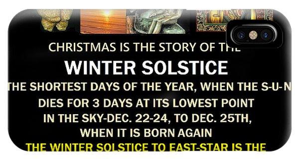 Ma Ra Solstice IPhone Case