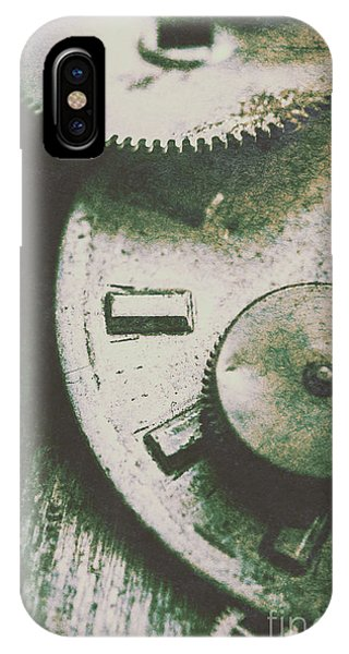 Technology iPhone Case - Machinery From The Industrial Age by Jorgo Photography - Wall Art Gallery
