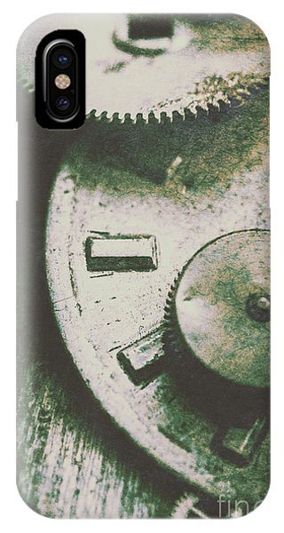Machinery From The Industrial Age IPhone Case