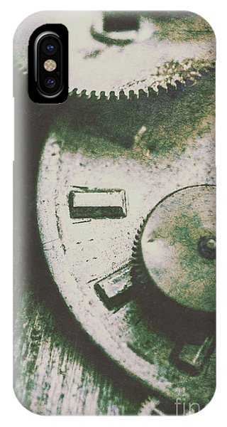 Factory iPhone Case - Machinery From The Industrial Age by Jorgo Photography - Wall Art Gallery