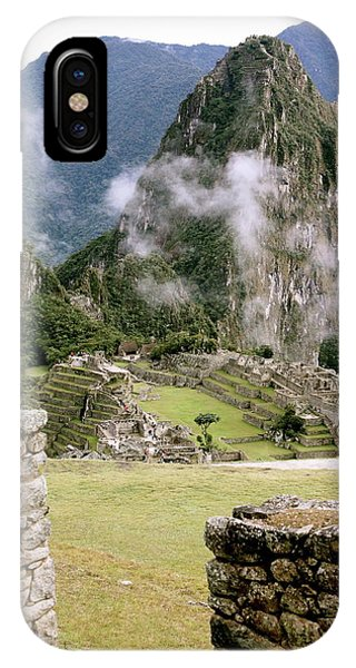 Machu Picchu In The Morning Light IPhone Case