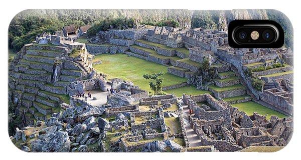 Machu Picchu Inca Ruins IPhone Case