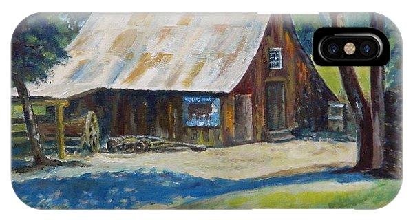 Mackey's Barn IPhone Case