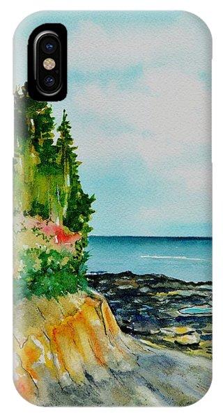 Mackworth Island Maine  IPhone Case