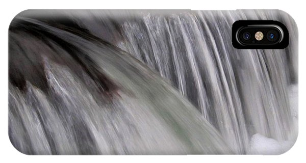 Macro Falls IPhone Case