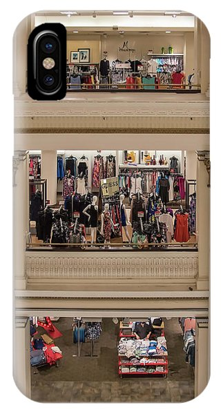 Macy's Department Store IPhone Case