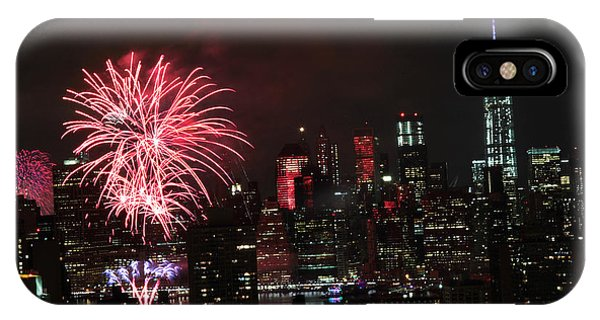 Macy's July 4th 2015 Fireworks-2 IPhone Case