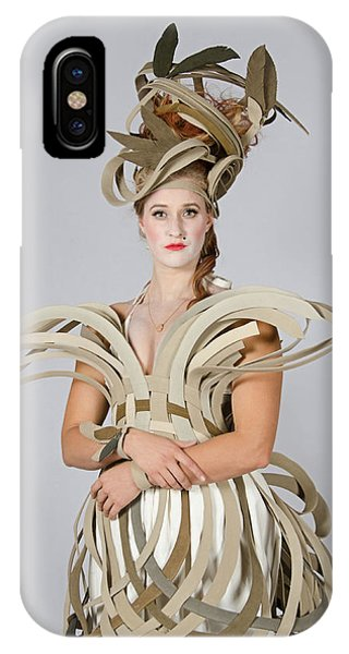 Isabel In Mad Hutter IPhone Case