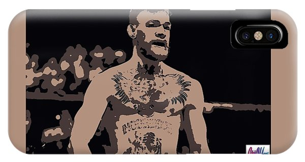 Mad Mcgregor IPhone Case