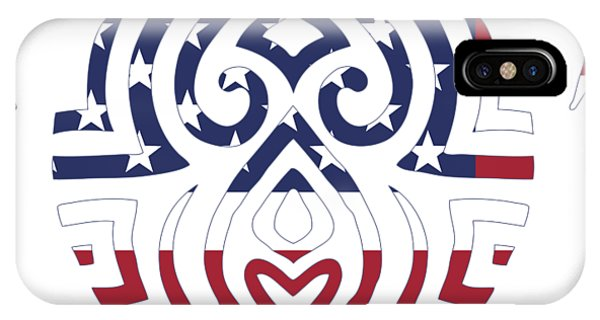 Made In The Usa Tribal Turtle IPhone Case
