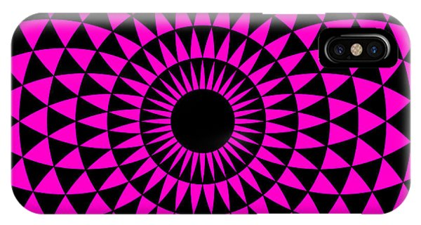 Magenta Balance IPhone Case