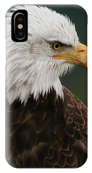 Magestic Eagle IPhone Case