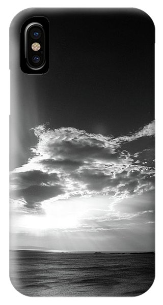 Magheracross Sunset IPhone Case