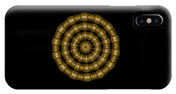 Magic Brass Rings IPhone Case