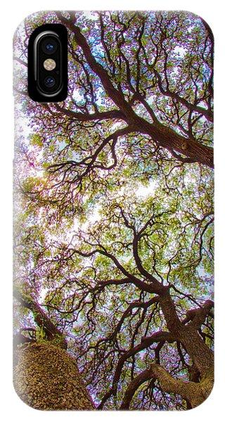 Magic Canopy IPhone Case