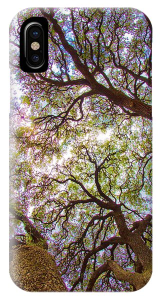 Magic Canopy IPhone Case