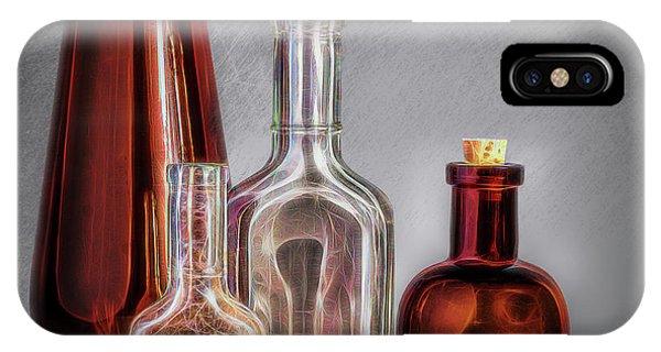 Container iPhone Case - Magic Elixir by Tom Mc Nemar