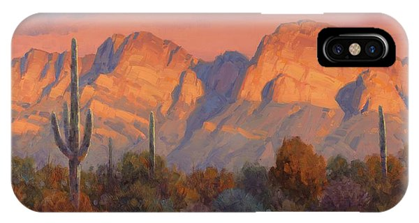 Arizona iPhone Case - Magic Hour by Cody DeLong