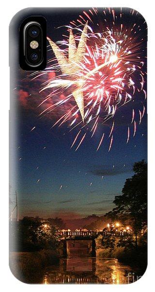 Magic In The Sky IPhone Case