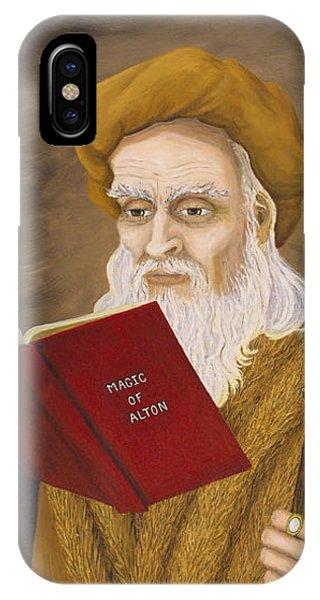 Magic Of Alton Phone Case by Roz Eve