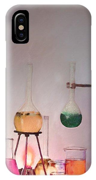Magical Beakers IPhone Case