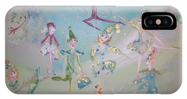 Magical Elf Dance IPhone Case