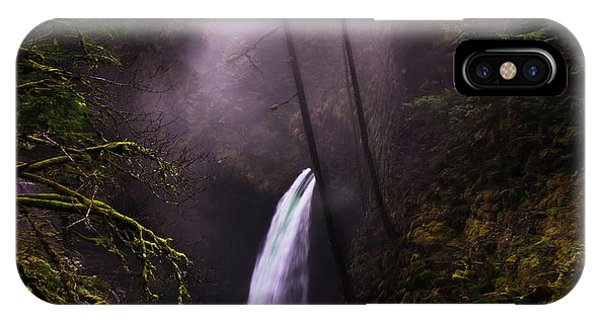 Northwest iPhone Case - Magical Falls 2 by Larry Marshall