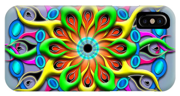 Magical Hypnosis IPhone Case