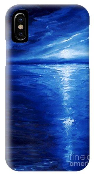 Magical Moonlight IPhone Case