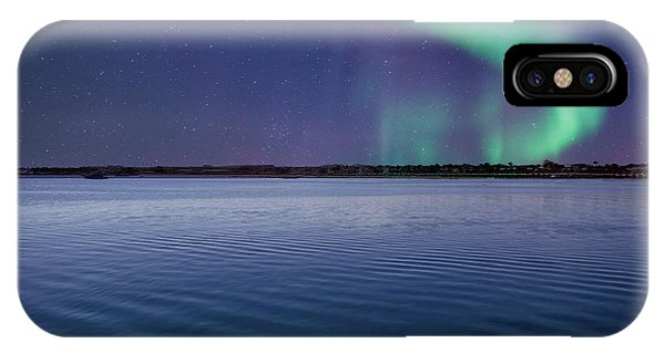 Magical Night By The Seashore IPhone Case